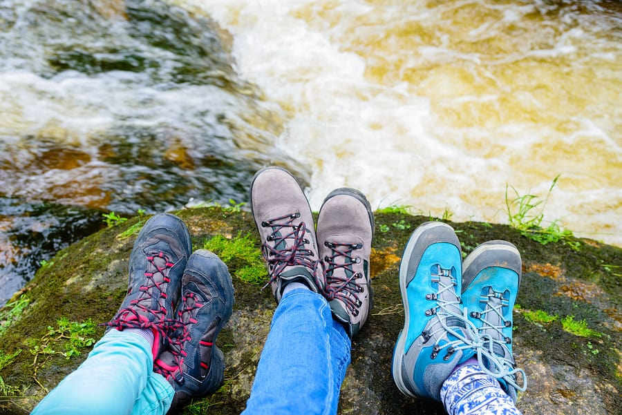 Hiking Shoes: The Most Important Piece of Gear?