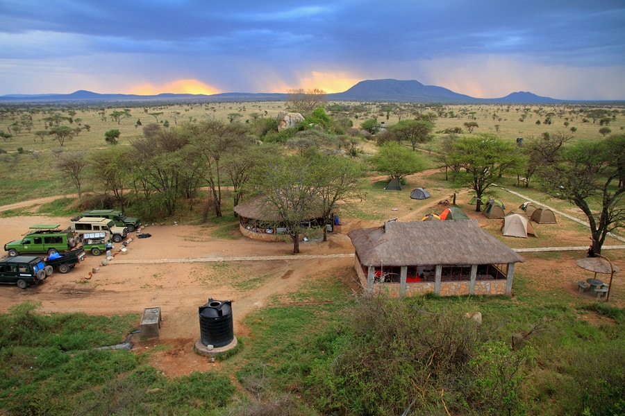 5 Amazing Traditional Safari Camps You Should Visit