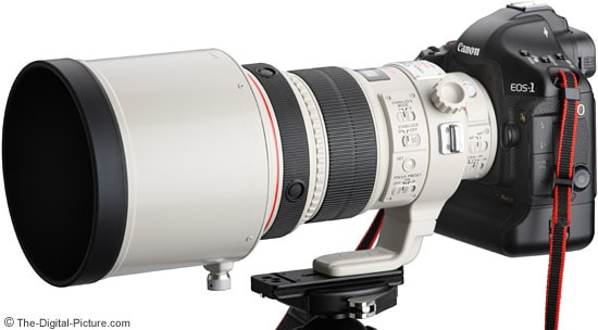 200mm photo lense
